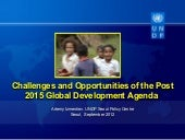 Cso forum   challenges  opportuniti...