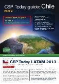 PART 2: CSP Today Guide: Chile 2013