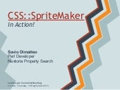CSS::SpriteMaker in action!