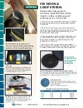 CS Unitec FIX Hook & Loop Surface Finishing & Polishing System