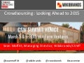 Crowdsourcing Week Venice 2015 -  Opening Keynote - Sean Moffitt