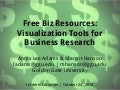 Free Biz Resources: Visualization Tools for Business Research