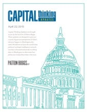 Capital Thinking ~ April 22, 2013