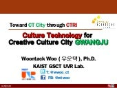 CT for Creative Culture City
