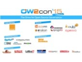 The State of OW2. OW2con'15, November 17, Paris.