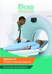 Ct scan centres in mumbai - iScan