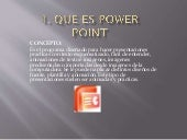 Cuestionario power point