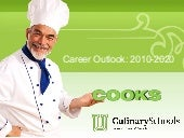 Career Outlooks for Cooks