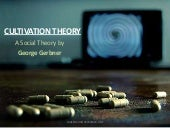 Cultivation Theory -ZK