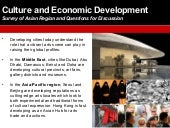 Culture and Economic Development