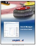Quick Start Guide: Online Registration with Event Manager for Curling