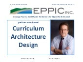 Curriculum Architecture Design - No...