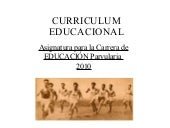 Curriculum educacional