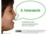Curs 'Innovar x Internet'. Part 4/4...