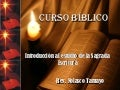 Curso Biblico Introduccion I