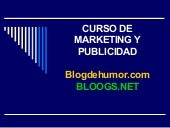 Curso De Marketing Y Publicidad