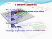 Curso Estadistica Descriptiva