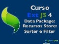 Curso ExtJS 4 - Aula 24: Data Package: Recursos Store: Sorter e Filter