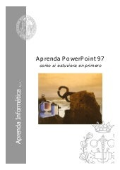 Curso power point 97
