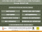 Cursos cdc simon bolivar sept 2010