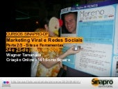 Marketing Viral e Redes Sociais - P...