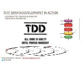 TDD Course (Spanish)