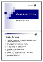 Curso Marketing y Técnicas de Venta...