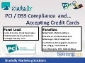 "PCI DSS Compliance in the Hosting Industry - ""Are You Ready"" - Curtis R.Curtis"