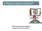 Ob+Stress Management