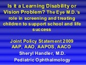 American Academy of Ophthalmology S...