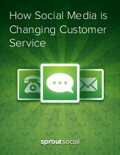 How Social Media is Changing Customer Service