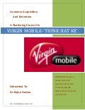 Customer acquisition and retention project on virgin mobile