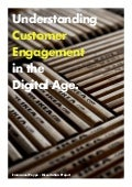 Customer Engagement on Social Media - Understanding customer-brand interactions in the digital age.