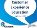 Customer Experience Education