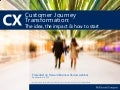 Transforming Customer Experience: From Moments to Journeys