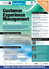 Customer experience management in t...