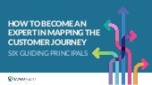 6 Guiding Principles in the Mapping the Customer Journey