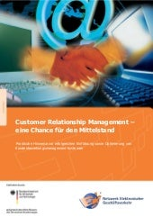 Phd thesis customer relationship management