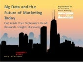 Big Data and the Future of Marketin...