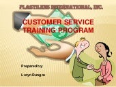 Customer service training[1]