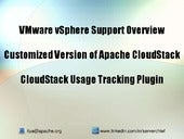 Customizing Apache CloudStack - CCC13