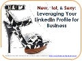 Linkedin Tips for WEB