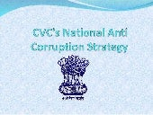 CVC Anti Corruption Strategy