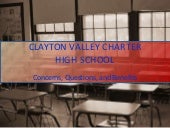 CVCHS Concerns, Questions, and Bene...