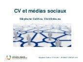 CV & social media workshop at B...