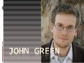 Cw author john_green