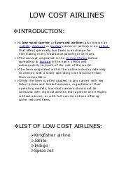 Aviation assignment made by Heena R...