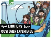 How Emotions Drive Customer Experience