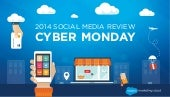Cyber Monday 2014 Social Media Review