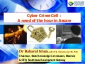 Cyber Crime In Ne Conf 27 April 08